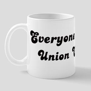 Union City girl Mug