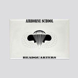 DUI - Airborne School - Headquarters with Text Rec