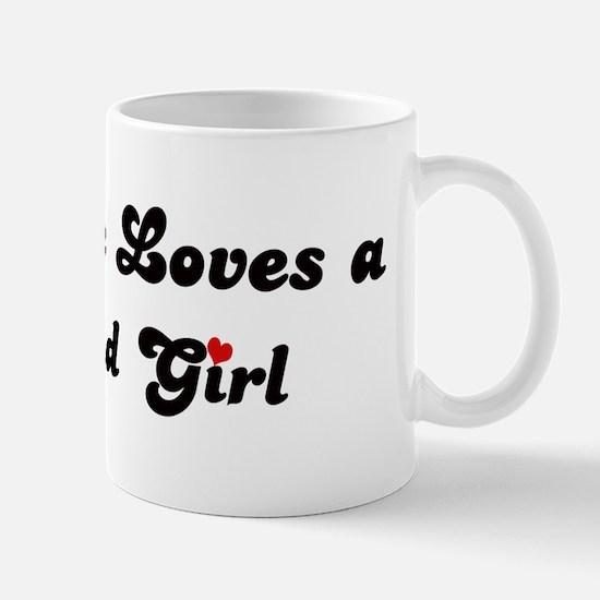 Soledad girl Mug