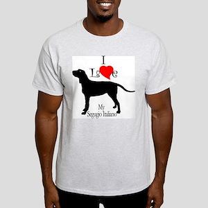Segugio Italiano Ash Grey T-Shirt