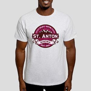 St. Anton Raspberry Light T-Shirt