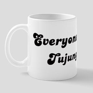 Tujunga girl Mug