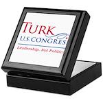 Turk Leadership Keepsake Box