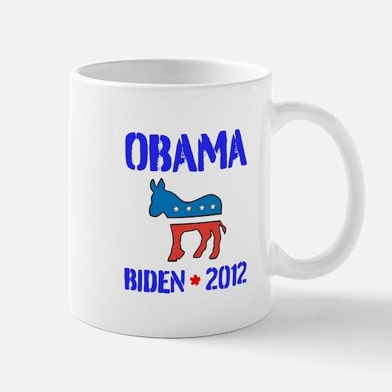 Obama Biden 2012 Mug