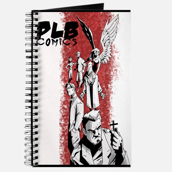 PLB Comics Journal