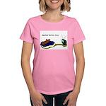 Spoiled Rotten Pink Women's Dark T-Shirt
