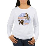 Qilin & Fenghuang Women's Long Sleeve T-Shirt