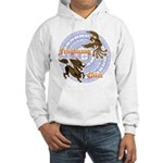 Qilin & Fenghuang Hooded Sweatshirt
