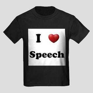Speech Kids Dark T-Shirt