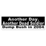 Another Day, Another Dead Bumper Sticker