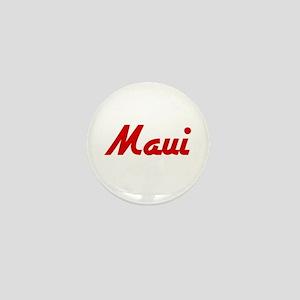Maui Hawaii HI - Mini Button