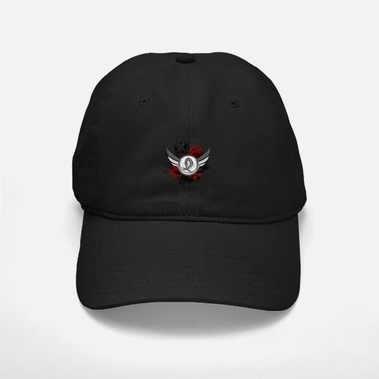 Wings and Ribbon Parkinson's Baseball Hat