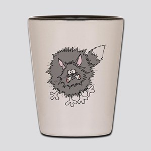 Funny Cat Shot Glass