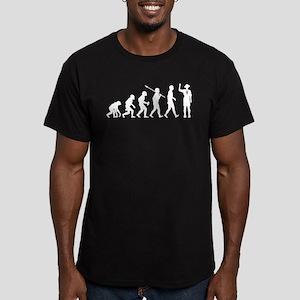 Boy Scout Men's Fitted T-Shirt (dark)