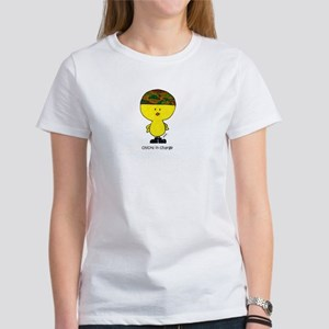 """""""Chicks in Charge"""" Women's T-Shirt"""