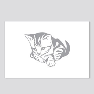 Cat Postcards (Package of 8)