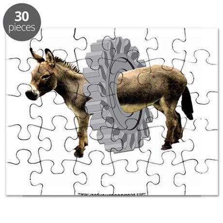 Get your ASS in Gear Puzzle