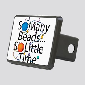 3-so_many_beads_new Rectangular Hitch Cover
