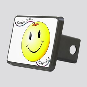Happy Bead Rectangular Hitch Cover