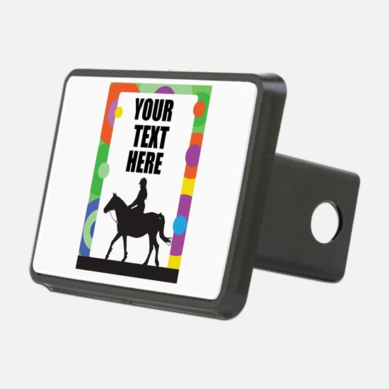 Horse Border Hitch Cover