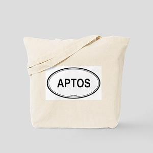 Aptos oval Tote Bag