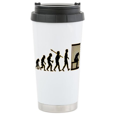 Prisoner Stainless Steel Travel Mug