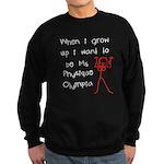 Ms Physique Olympia Sweatshirt (dark)
