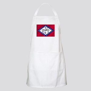 Arkansas State Flag Apron