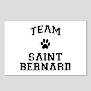 Team Saint Bernard Postcards (Package of 8)