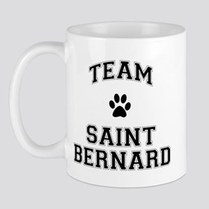 Team Saint Bernard Mug