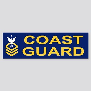 Coast Guard PACS<BR> Bumper Sticker
