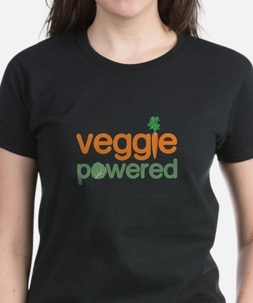 Veggie Vegetable Powered Vegetarian T-Shirt