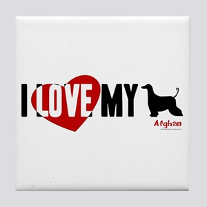 Afghan Tile Coaster