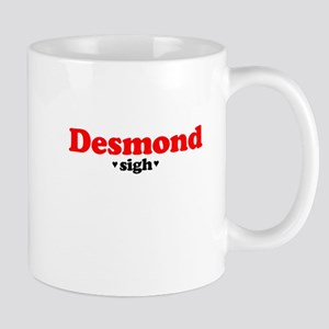 lost Desmond Penny Mug
