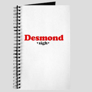 lost Desmond Penny Journal
