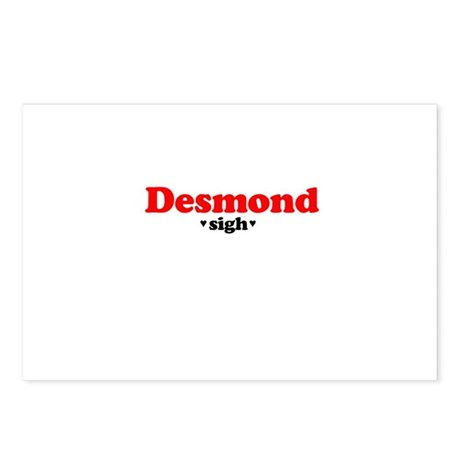 lost Desmond Penny Postcards (Package of 8)
