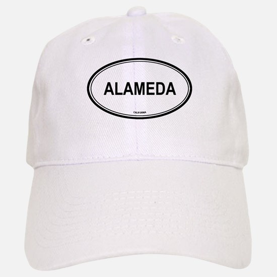 Alameda oval Baseball Baseball Cap