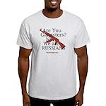 Russians/Gangsters Light T-Shirt