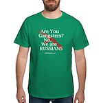 Russians/Gangsters Dark T-Shirt