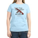 Russians/Gangsters Women's Light T-Shirt