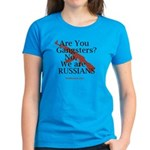 Russians/Gangsters Women's Dark T-Shirt