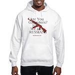 Russians/Gangsters Hooded Sweatshirt
