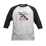 Russians/Gangsters Kids Baseball Jersey