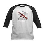 Russians/Gangsters Kids Baseball Jersey