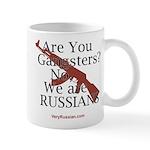 Russians/Gangsters Mug