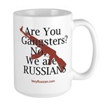 Russians/Gangsters Large Mug