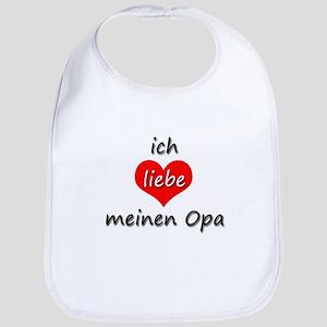 ich liebe meinen Opa I love my grandpa in German B