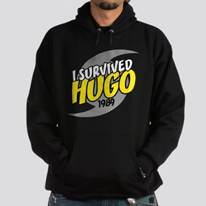 I Survived HUGO Hoodie (dark)