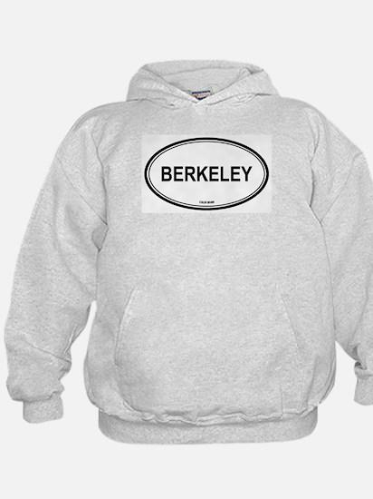 Berkeley oval Hoodie