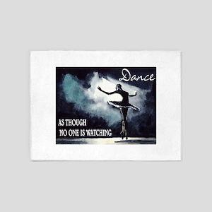 DANCE 5'x7'Area Rug